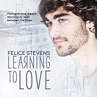 Learning to Love                   By:                                                                                                                                 Felice Stevens                               Narrated by:                                                                                                                                 Derrick McClain                      Length: 5 hrs and 51 mins     52 ratings     Overall 4.1