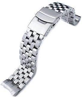 Cinturino orologio con cinturino 20mm Super Engineer II cinturino per orologio per SEIKO Sumo SBDC001, SBDC003, SBDC005, S...