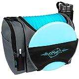 MVP Disc Sports MVP Beaker Competition Disc Golf Bag (Aqua)