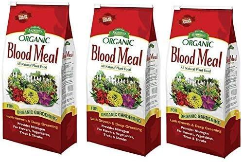 Espoma DB3 Dried Blood 3 ブランド激安セール会場 Pack Meal 大人気 Pound