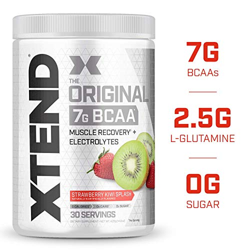 Scivation Xtend BCAA Powder, Branched Chain Amino Acids, BCAAs,...
