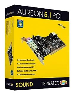 Terratec Aureon 5.1 PCI Internal Surround Sound Card (B00062IARM) | Amazon price tracker / tracking, Amazon price history charts, Amazon price watches, Amazon price drop alerts