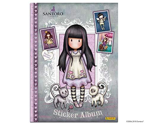 Panini Gorjuss álbum, 2416–009