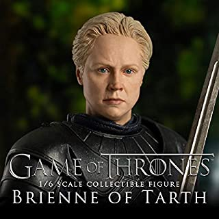 ThreeZero 3Z0056 Game of Thrones Brienne of Tarth Deluxe Version 1/6 TH Scale Collectible Figure Action Figurine Model Kits Power Toys
