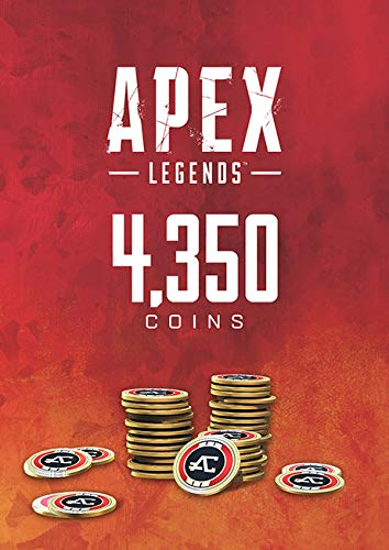 APEX Legends - 4,350 Coins | Código Origin para PC