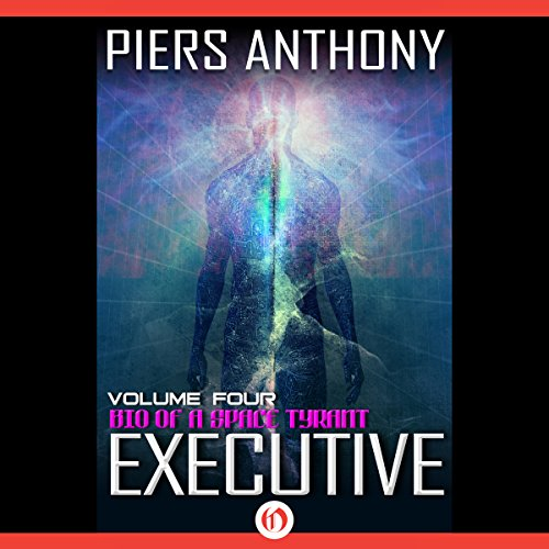 Executive audiobook cover art