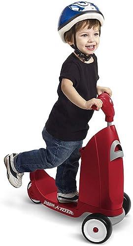 tienda de venta HLJ.SUN Niños Patinete 3 Rueda Scooter 3 en 1 1 1 Paseo En Scooter para Niños Montar en Maleta Desmontable Sentado Maleta Antideslizante Superficie Niños Regalo  mejor oferta