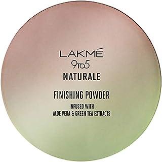 Lakme 9 to 5 Naturale Finishing Powder, 8 gm
