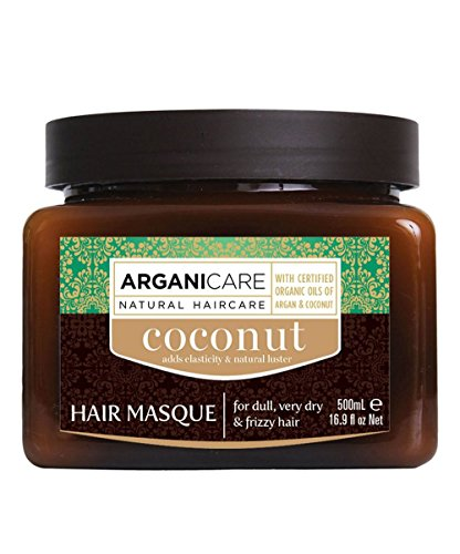 Arganicare Natural HairCare Coconut Mask for Dry & Damaged Hair 500ml