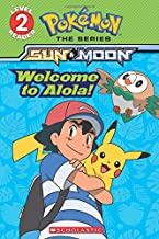pokemon welcome to alola book
