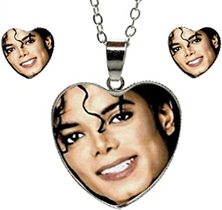 Close & Personal Michael Jackson with Sweet Smile Heart 20