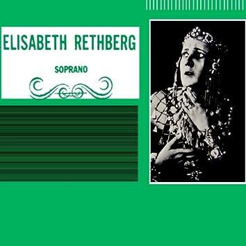 Elisabeth Rethberg Soprano