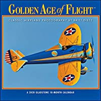 Golden Age of Flight 2020 ミニカレンダー