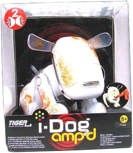 Hasbro 774461860 dog amp' D Hund Roboter, Farbe  Orange