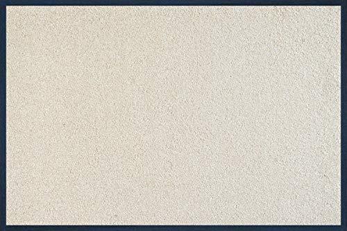 Wash+Dry Fußmatte, TC_Champagner 40x60 cm, innen und außen, waschbar