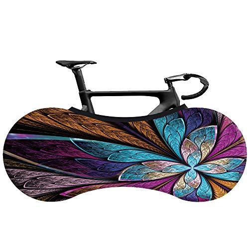 CNC Funda Bicicleta en Interior, Cubierta Bici de Carretera MTB