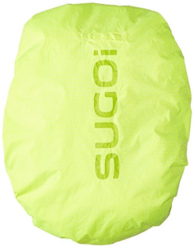Sugoi Zap Pack Cover, Super Nova Yellow, One Size
