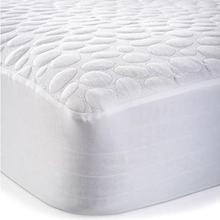 Dreamtex Home Pebbletex Tencel Bed Bug Mattress Encasement,  Full