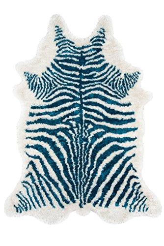 alfombra zebra fabricante Novogratz by Momeni Rugs