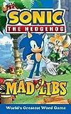 Sonic the Hedgehog Mad Libs [Idioma Inglés]