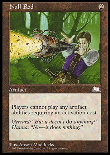 Magic: the Gathering - Null Rod - Weatherlight