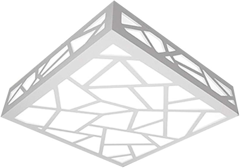 Moderne, Minimalistische Beleuchtung Des Kronleuchters Der Deckenleuchte Flurportalpersnlichkeit,25  25Cm, 12W Weies Licht