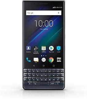 BlackBerry KEY2 LE (Lite) Single-SIM (32GB, BBE100-1, QWERTY Keypad) (GSM Only, No CDMA) Factory Unlocked 4G Smartphone (S...