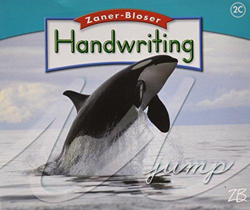 Zaner-Bloser Handwriting Grade 2C