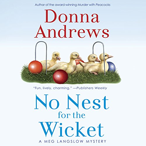 Couverture de No Nest for the Wicket