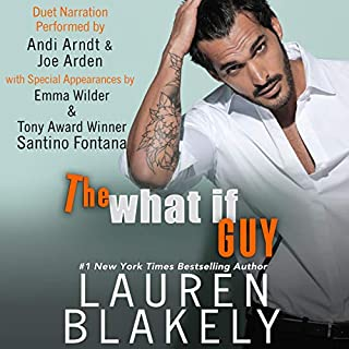 The What If Guy cover art