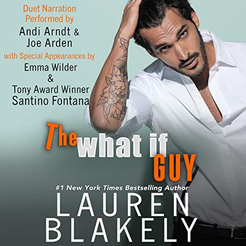 Page de couverture de The What If Guy