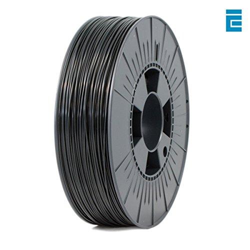 ICE Filaments ICEFIL1ABSPLUS214 MABS filament, 1.75mm, 0.75 kg, Brave Black