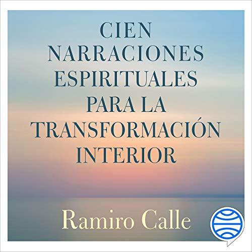 『Cien narraciones espirituales para la transformación interior』のカバーアート