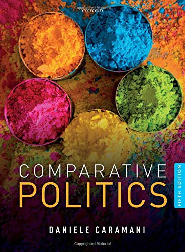 Compare Textbook Prices for Comparative Politics 5 Edition ISBN 9780198820604 by Caramani, Daniele