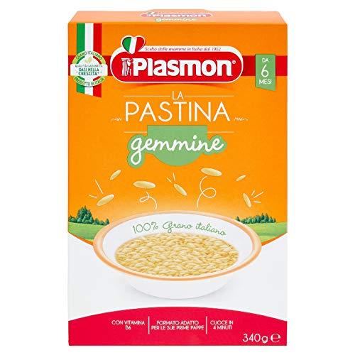 Plasmon Pastina Gemmine, 340g