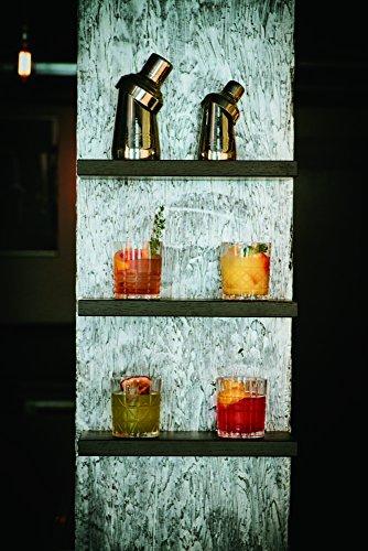 Spiegelau & Nachtmann, 4-teiliges Longdrink-Set, Kristallglas, 445 ml, Highland, 0097784-0 - 2