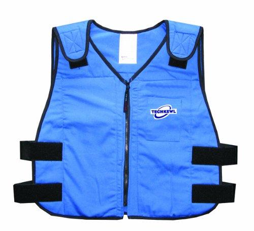 TechKewl 6626-RB-L/XL Phase Change Cooling Vest