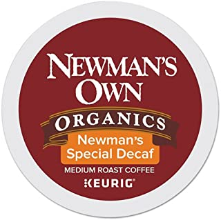 Newman's Own Special DECAF Coffee for Keurig Brewers 24 K-Cups (3 Pack)