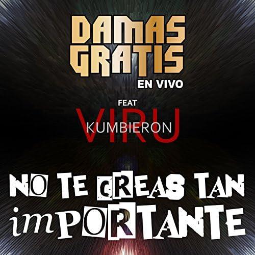 Damas Gratis feat. Viru Kumbieron