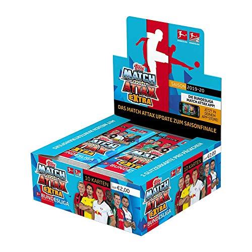 Topps Match Attax Extra 2019/20 Bundesliga - Display Box