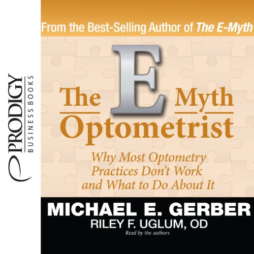 The E-Myth Optometrist audiobook cover art
