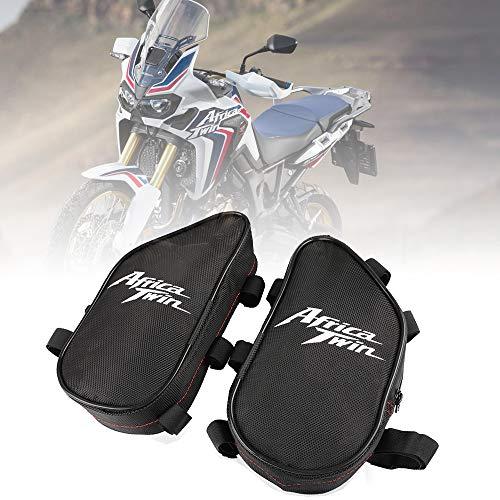 Für Honda Africa Twin CRF1000L Adventure 2019 2020 2021 Motorrad Rahmen Stoßstange Sturzbügel Tasche Reparatur Werkzeug Platzierungstasche Seitentasche