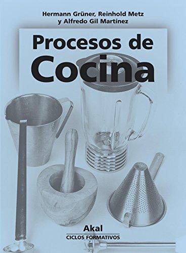 Procesos de cocina. Libro del alumno: 25 (Ciclos formativos)