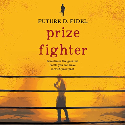 Prize Fighter audiobook cover art