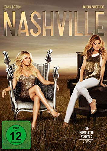 Nashville - Die komplette Staffel 2 [5 DVDs]