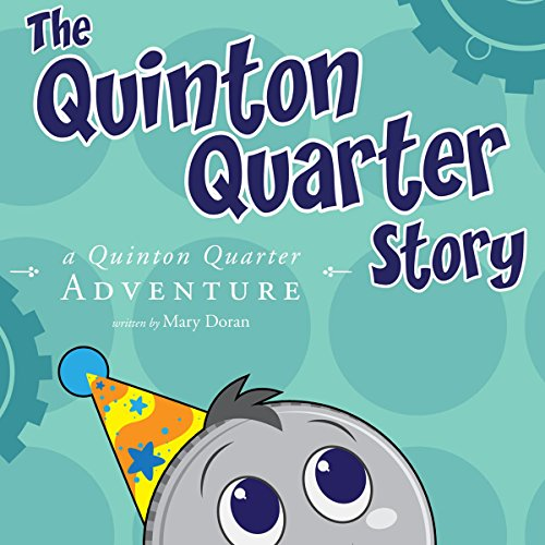 The Quinton Quarter Story audiobook cover art
