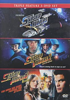 Starship Troopers / Starship Troopers 2  Hero of the Federation / Starship Troopers 3  Marauder - Set