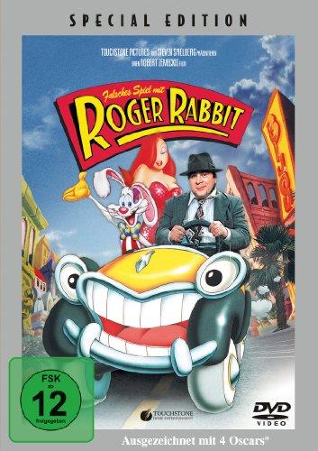 Cartoons als Bonus auf 'Falsches Spiel mit Roger Rabbit'
