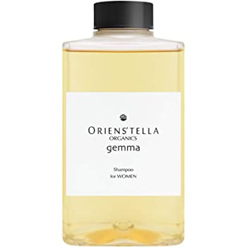 ORIENS'TELLA(オリエンステラ) gemmaシャンプー for WOMEN 300ml