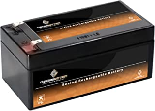 Mighty Max 3 Pack ML3-12 BATTERY FOR WP3-12 Backup 12 Volt 3.4AH
